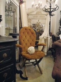 French Arm Chair (940-16)