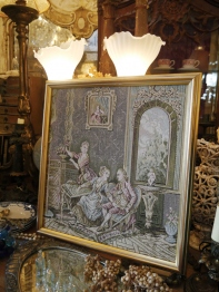 Tapestry in Frame (EU970-1)