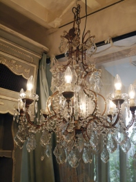 Crystal Chandelier (731-15)