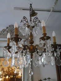 Crystal Chandelier (TA038)