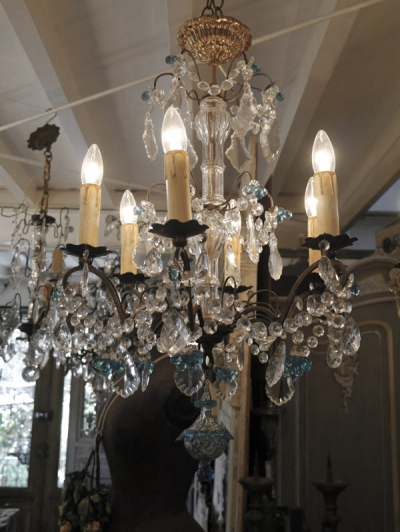 Crystal Chandelier (F037)