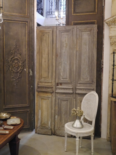 Pair of French Door (090-12)