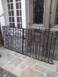 Pair of Iron Gates (E-1)