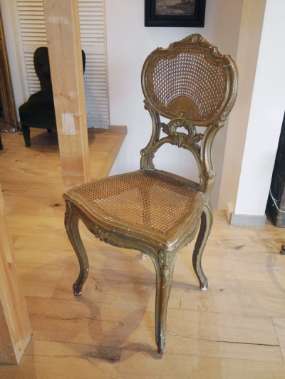 French Chair (121-12)