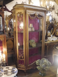 Glass Cabinet (206-21)