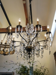 Crystal Chandelier (253-18)