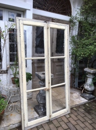Pair of French Window (217-12)