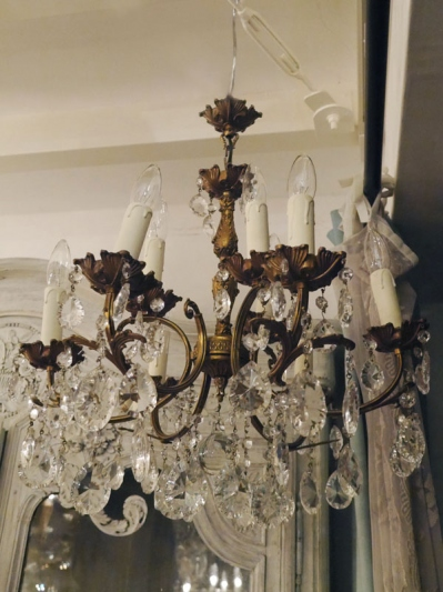 Crystal Chandelier (737-15)
