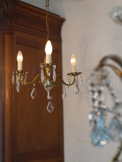 Crystal Chandelier (TA050)