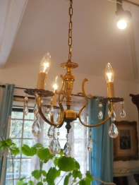 Crystal Chandelier (TA052)