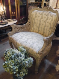 French Arm Chair (819-16)