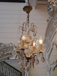 Crystal Chandelier (296-13)