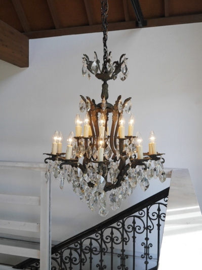 Crystal Chandelier (224-13)