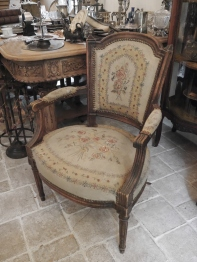 French Arm Chair (G-2)