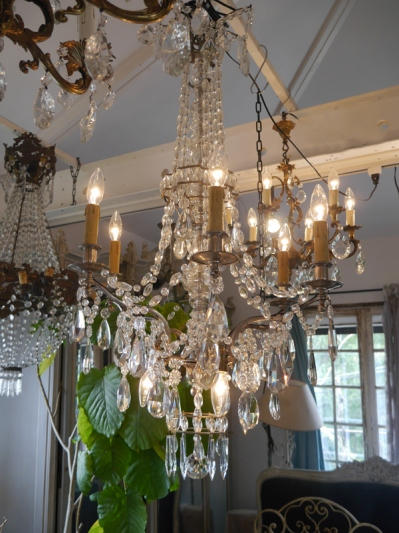 Crystal Chandelier (349-13)