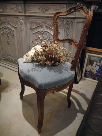 French Chair (085-17)