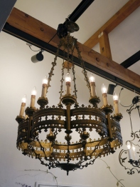Church Chandelier (238-18)