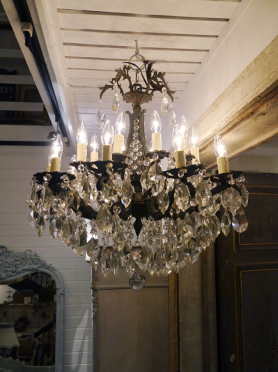 Crystal Chandelier (225-13)