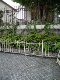 Iron Fence Set (107-17)