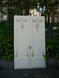 Pair of French Doors (EU518-1)