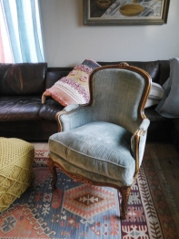 French Arm Chair (123-21)