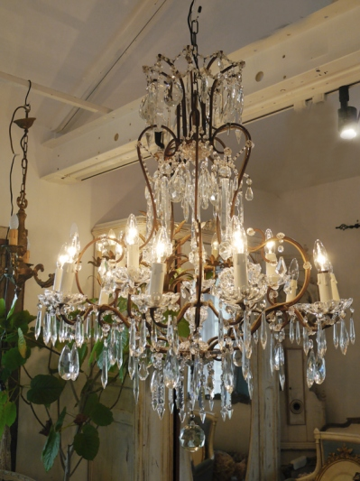 Crystal Chandelier (237-13)