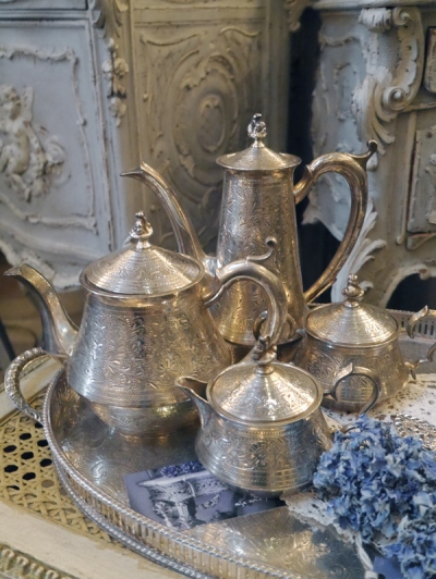 Tea Pot Set (E04-20)