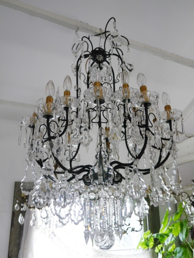 Crystal Chandelier (G-1)