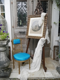 Antique Easel (144-21)