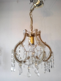 Crystal Chandelier (F045)