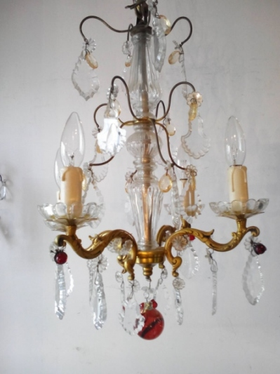 Crystal Chandelier (F049)