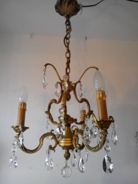 Crystal Chandelier (F050)