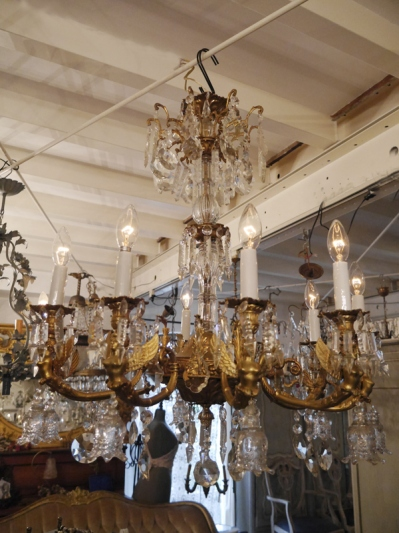 Crystal Chandelier (238-13)