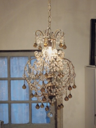 Crystal Chandelier (201-21)