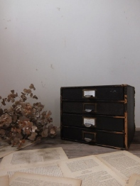 Small Drawers (A)