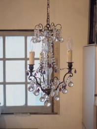 Crystal Chandelier (204-21)