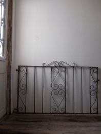 Pair of Iron Gates (A)