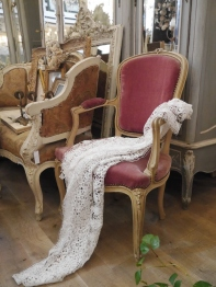 French Arm Chair (120-17)