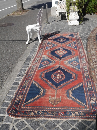 Antique Rug (012-17)