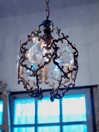 Crystal Chandelier (198-21)