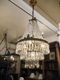 Empire Chandelier (43103-18)