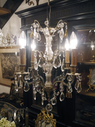 Crystal Chandelier (43105-19)