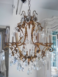 Crystal Chandelier (C-5)