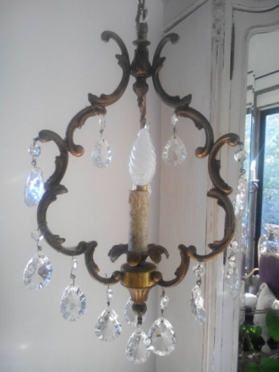 Crystal Chandelier (F052)