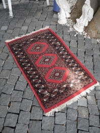Antique Rug (B13-17)