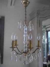 Crystal Chandelier (F053)