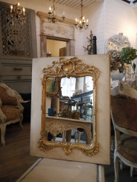 French Mirror (280-13)