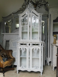 Armoire Glass Cabinet (067-17)