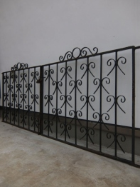 Pair of Iron Gates (E)
