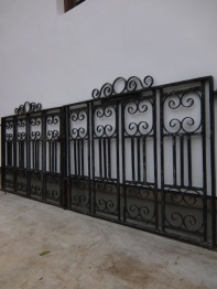 Pair of Iron Gates (D)